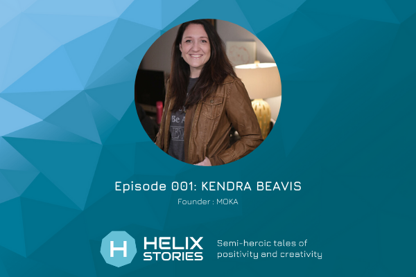HELIX Stories - Kendra Beavis